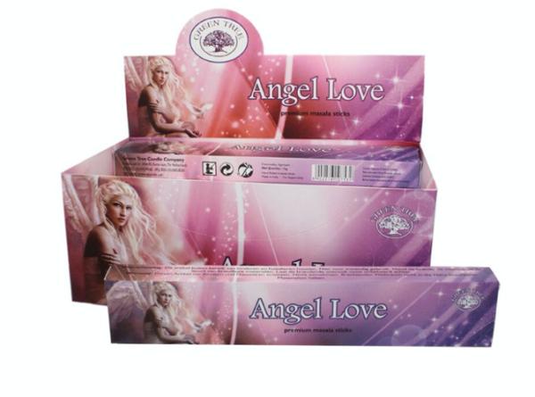 Incenso Angel Love