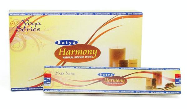 Incenso Satya Harmony
