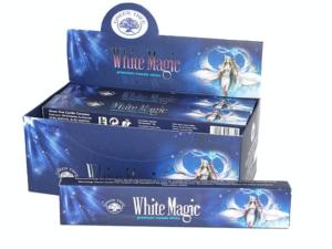 Incenso White Magic