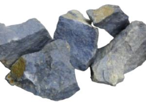 Quartz Azul Bruto