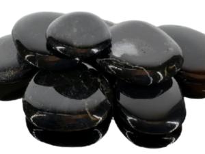 Agata Negra, rodado plano