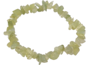 Jade, pulseira chip