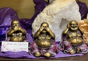 Budas dos Sentidos