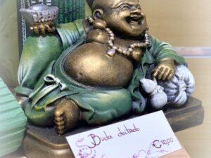Buda Maytreia Deitado