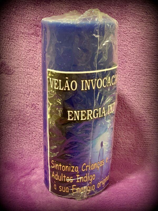 Velão Invocação Energia Indigo
