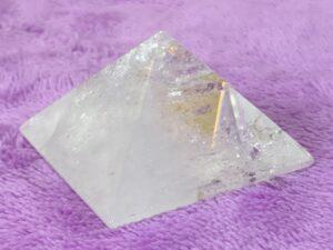 Quartz, Piramide