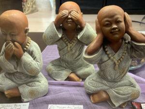 Monges dos Sentidos